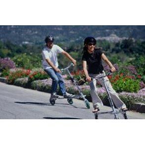 Motion og leg på hjul