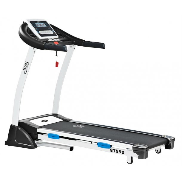Vellidte Titan Treadmill ST590 - Løbebånd - SUPER TILBUD! RU-35