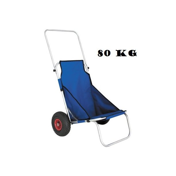 Smart Trolley - Sammenklappelig Trolley - Perfekt til stranden eller forlystelsesparken!